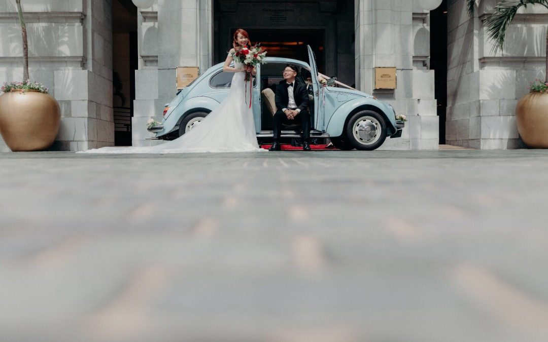 Romantic & Timeless Pre-Wedding Shoot