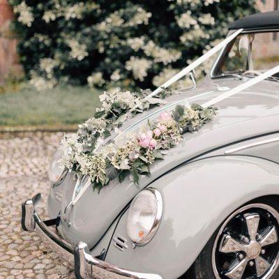 Car Decoration (Fresh Flower)